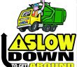 Slow Down To Get Around Logo